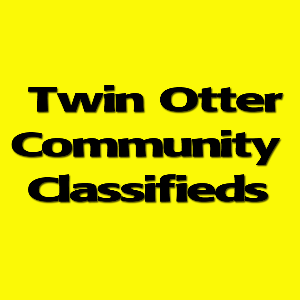Twin Otter Classified Advertising