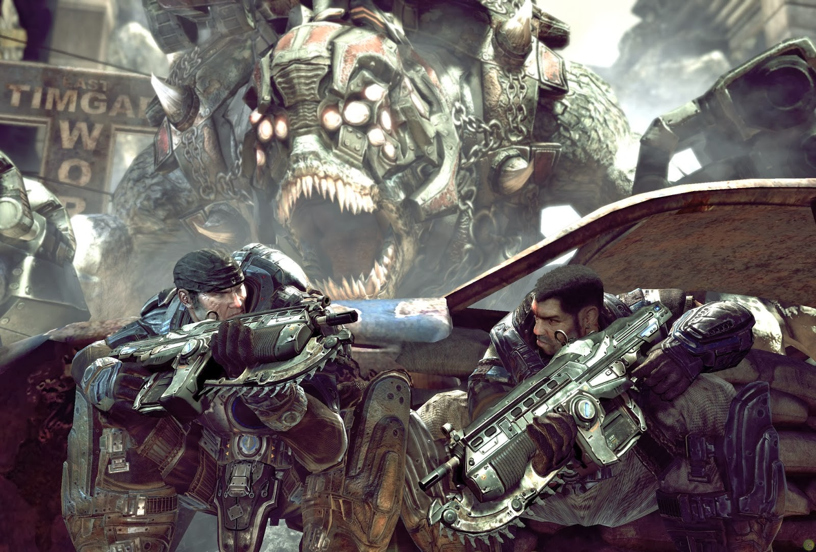 Gears Of War PC Game Free Download
