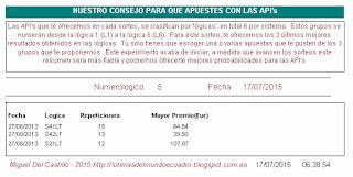 te proponemos las 3 lógicas mas probables para apostar en loterias euromillones desde Ecuador