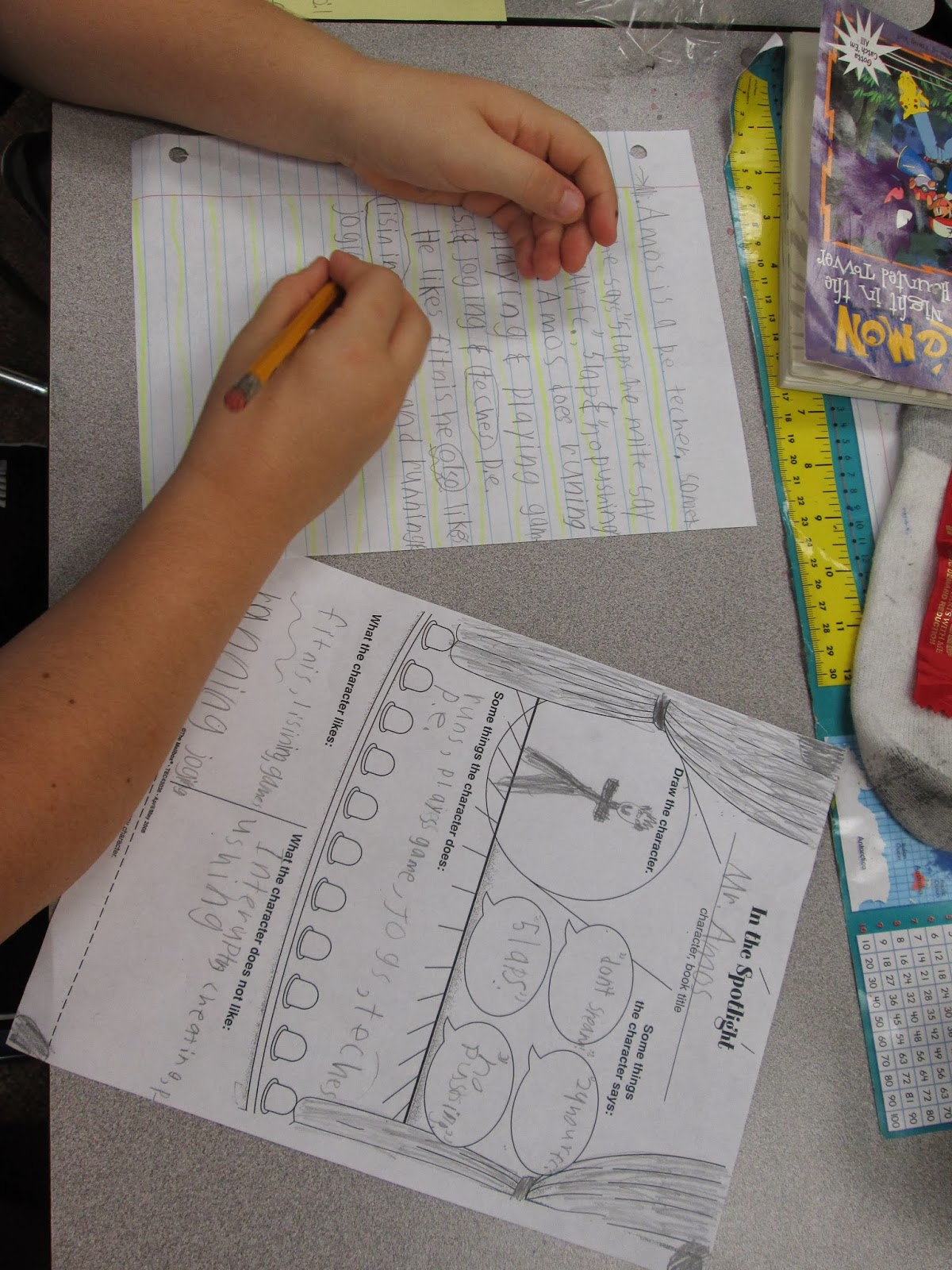 descriptive writing third grade Show your third-grade students their creative sides, with our most popular creative writing printables for 3rd grade sign up for a free trial today to access.