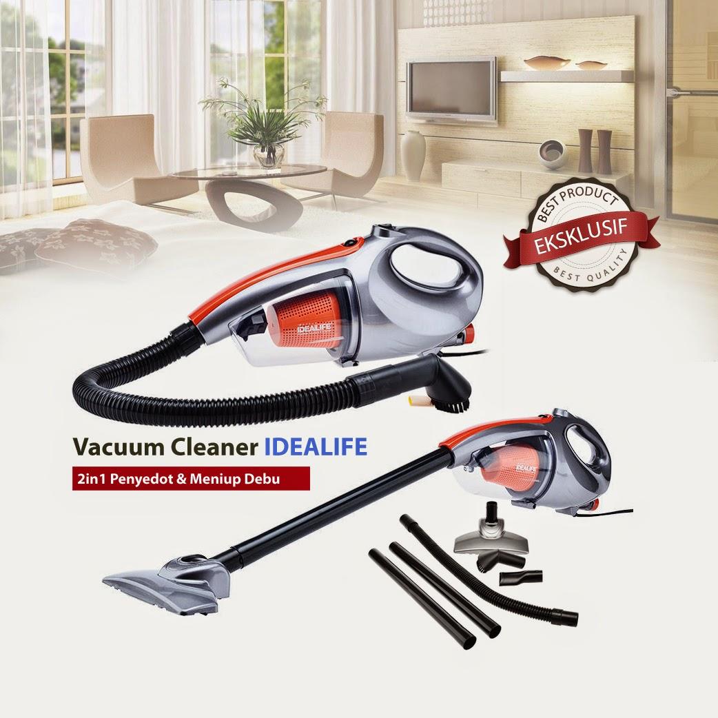 Vacuum cleaner Idealife IL-130s