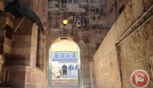 Hamas Tolak Pemasangan Kamera Pengintai Oleh Zionis Israel di Masjid Al-Aqsha