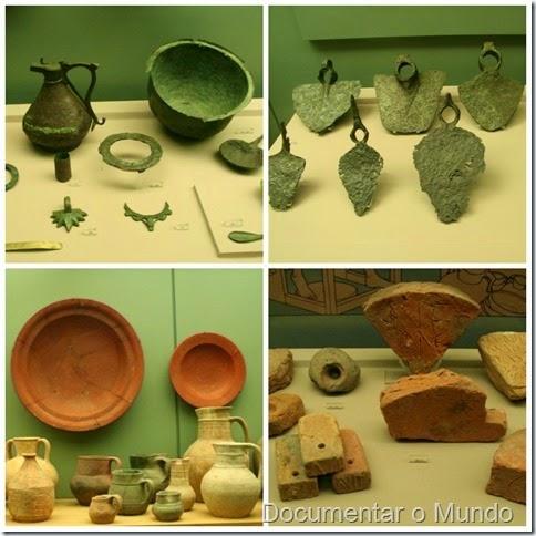 Museu Monográfico de Conímbriga; Ruínas de Conímbriga; Vestígios romanos em Portugal; romanização em Portugal