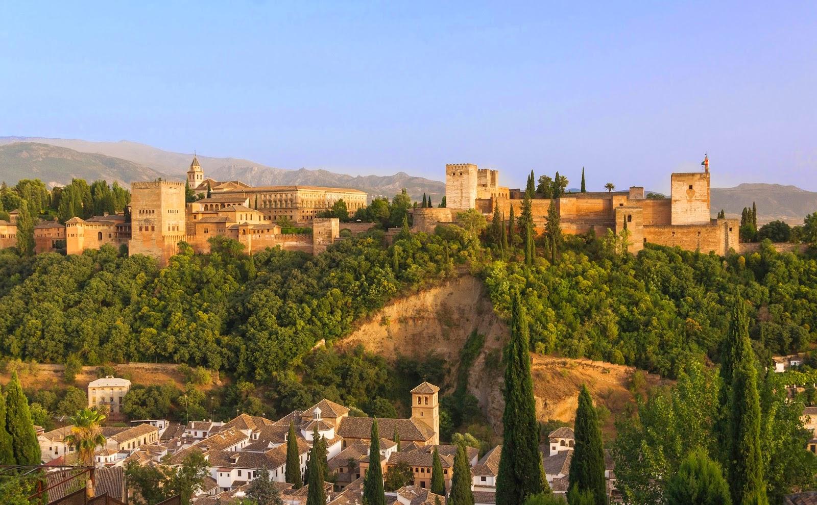أجمل الأماكن السياحية في اسبانيا