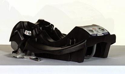 EZ Loc Car Seat Base