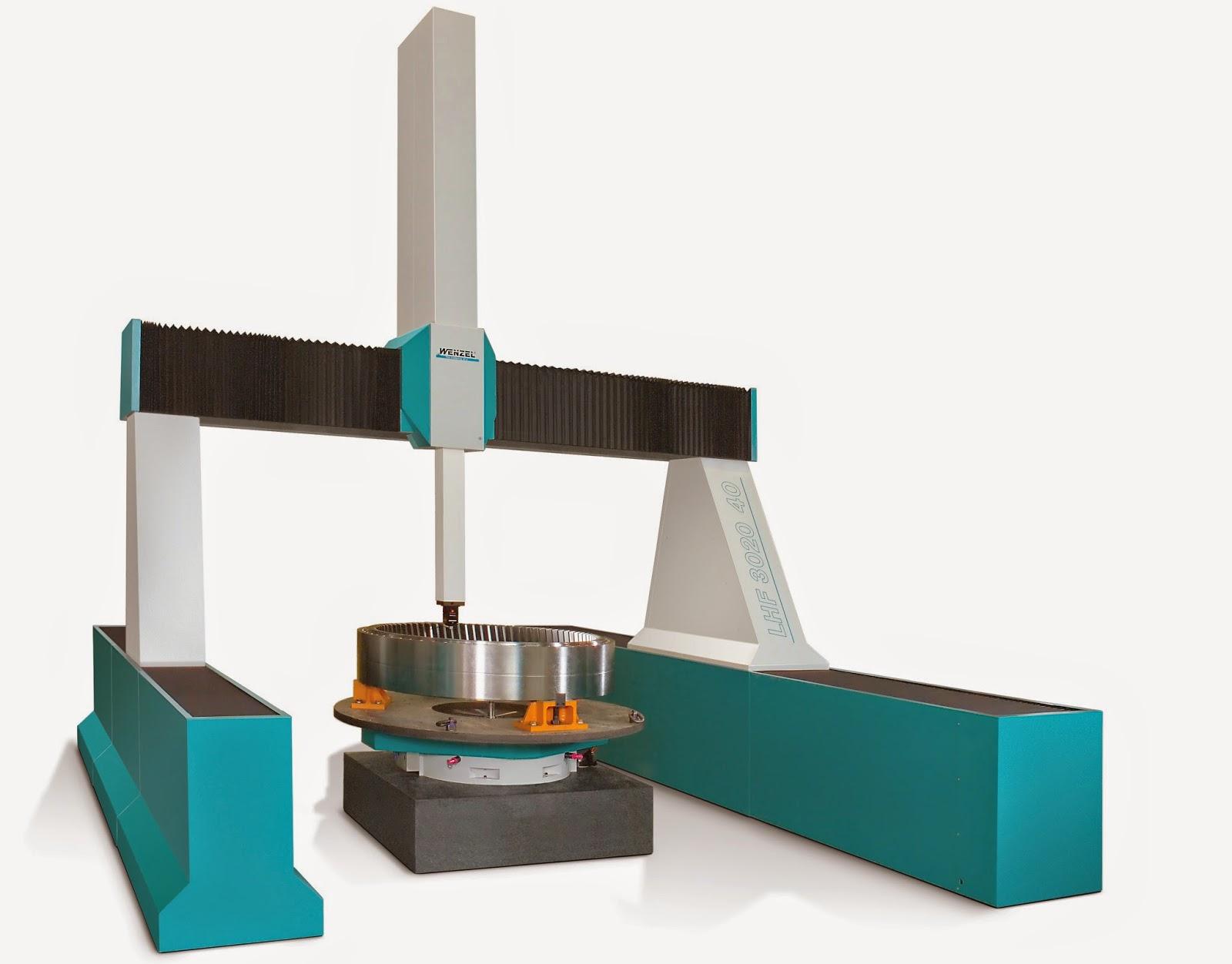 Wenzel LHF, Wind Power Gear Inspection