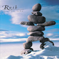 Rush - Test for Echo album cover, 1996