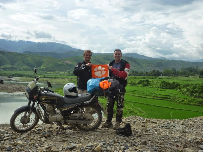motorcycling northwestern Vietnam 6