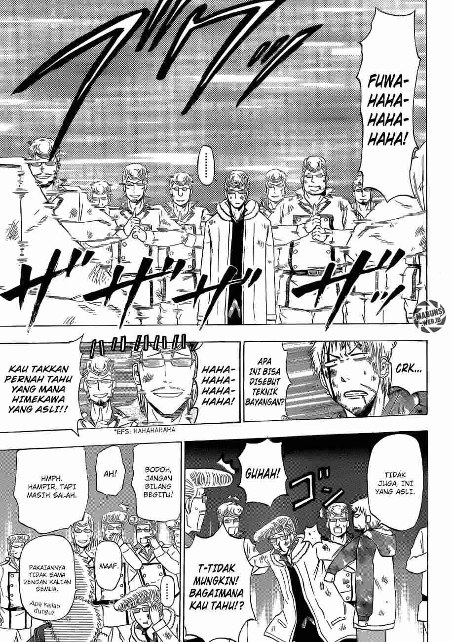 Dilarang COPAS - situs resmi www.mangacanblog.com - Komik beelzebub 217 - penipu 218 Indonesia beelzebub 217 - penipu Terbaru 9|Baca Manga Komik Indonesia|Mangacan