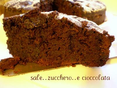 torta al cioccolato....ricetta golosa