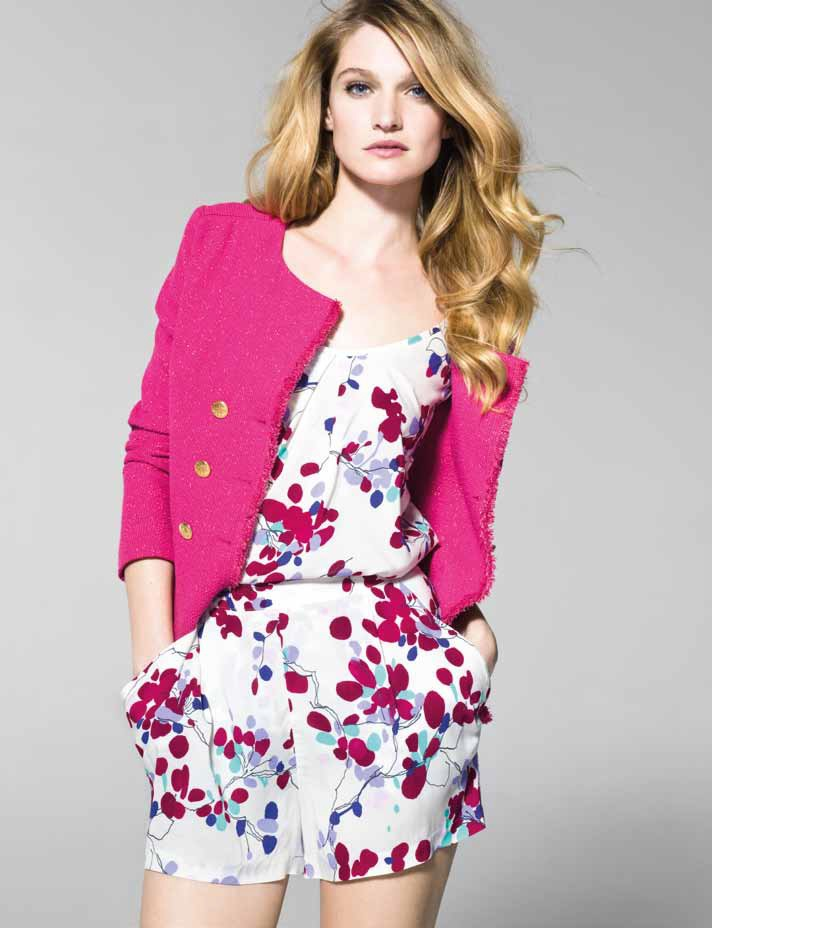 PZ C: ropa de mujer