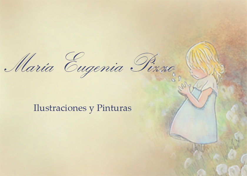 Eugenia Pizzo Illustrations