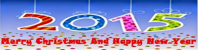 สวัสดีปีใหม่ 2558 ขอให้สุขภาพร่างกายแข็งแรง ปราศจากโรคภัย และมั่งคั่งมั่งมีตลอดไป