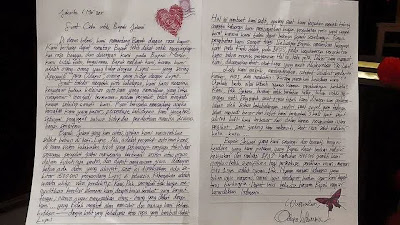 Di Hari Lupus Sedunia, Para Odapus Menulis Petsis dan Surat Cinta untuk Presiden Jokowi