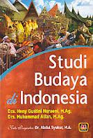 toko buku rahma: buku STUDI BUDAYA DI INDONESIA, pengarang heny gustini nuraeni, penerbit pustaka setia