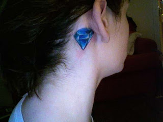 Diamond-tattoo