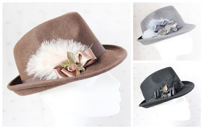 2016 - Sombreros - 17 Borsalino