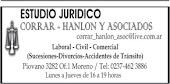 CORRAR HANLON & ASOC.