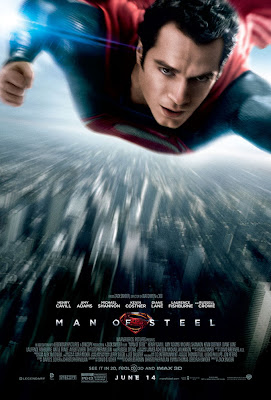 man of steel,poster