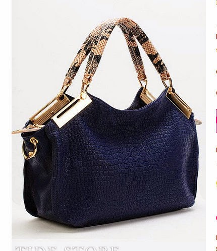 Tote Bag Oriflame a Stylish Snakeskin Tote Bag