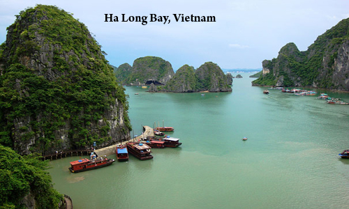 Vietnam's Halong Bay Outlook