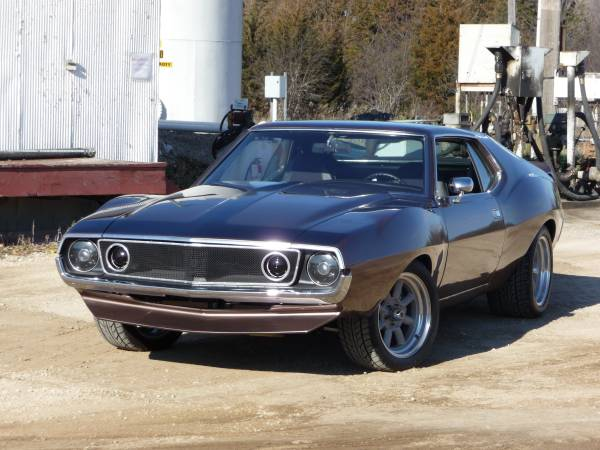 Modified 1974 AMC Javelin