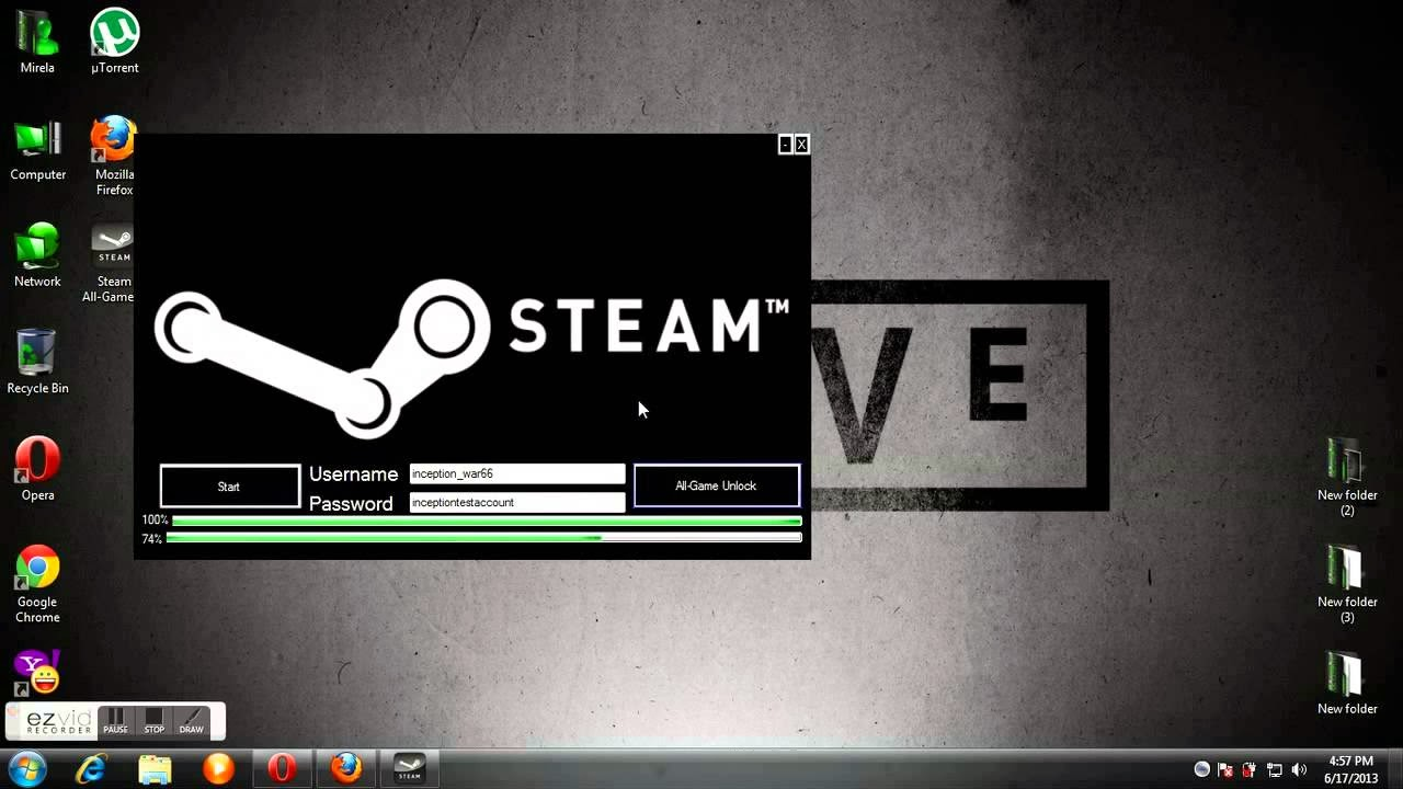 steam keys generator free