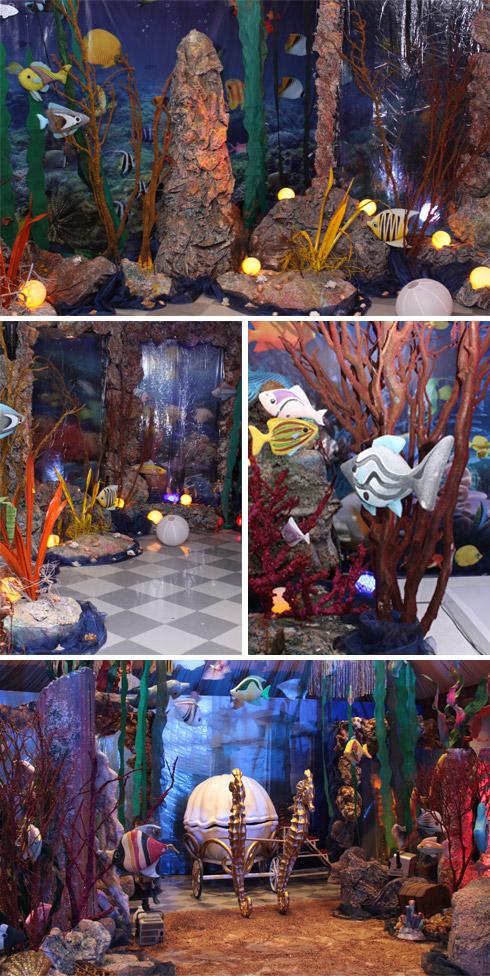 Decoracion Quincea?era De Mar ~ 15 anos con tematica marina 2 jpg
