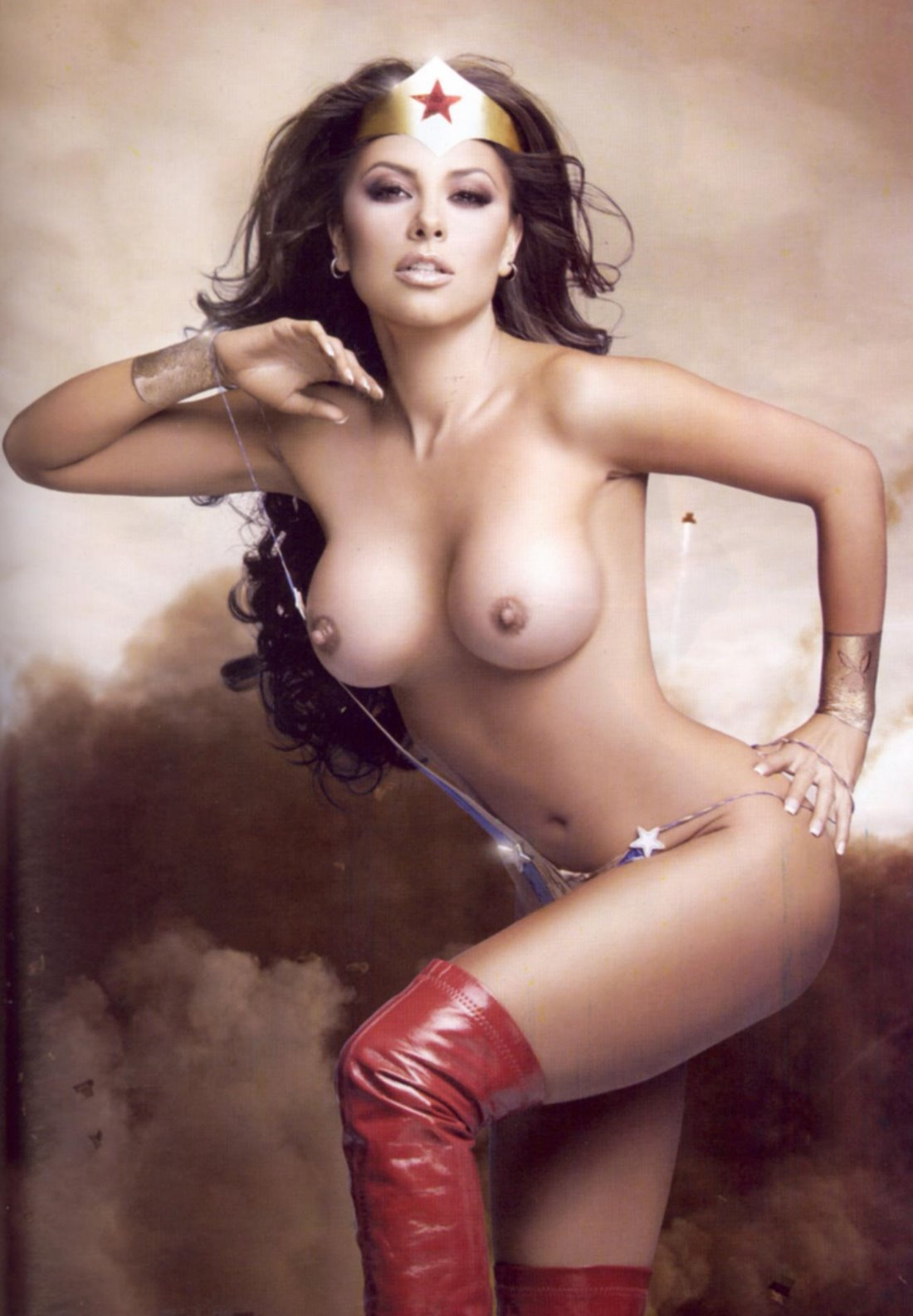 Wonder Woman Nude Pictures