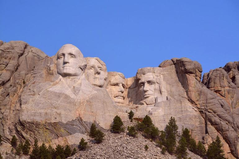 Mount Rushmore I