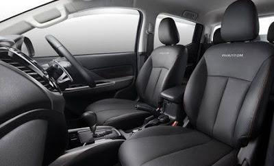 Interior Mitsubishi Triton
