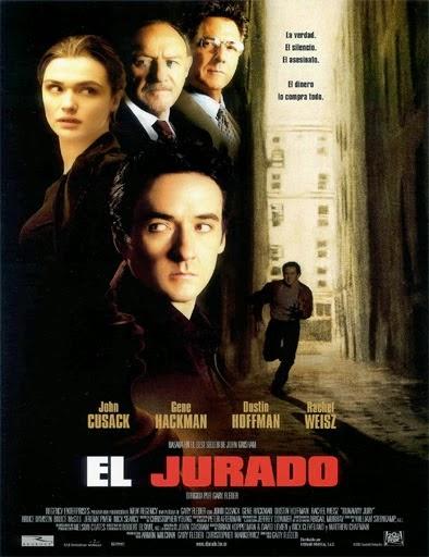 Ver El jurado (Runaway Jury) (2003) Online