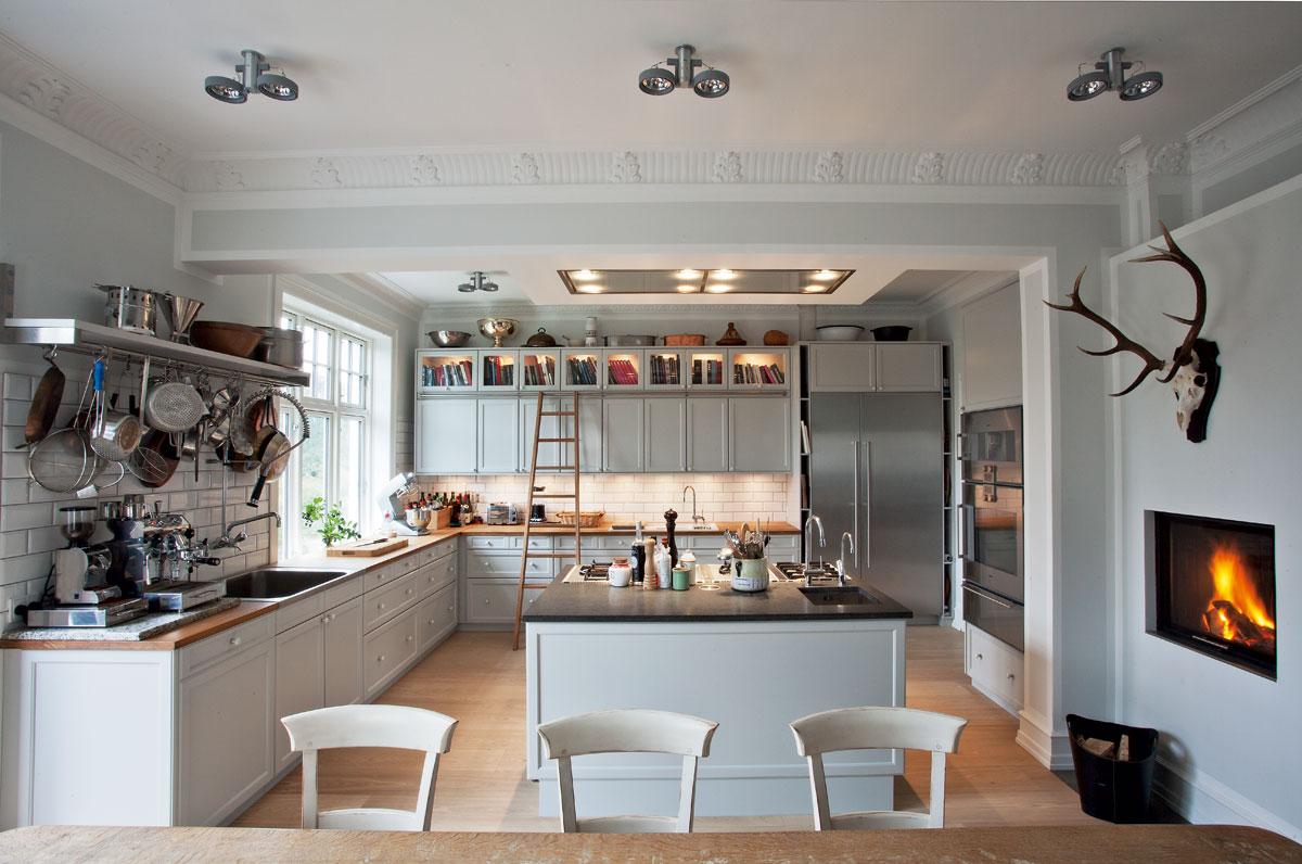 Et voksent liv: Pæne køkkener