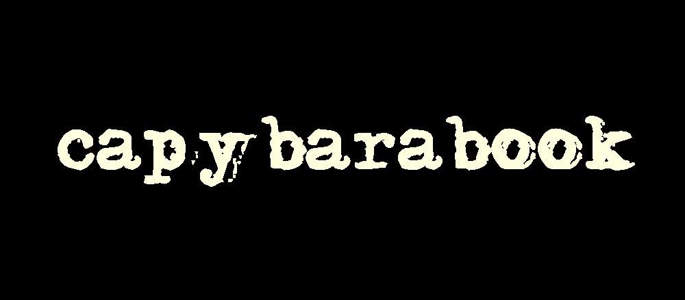 Capybara Book