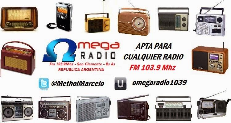 OMEGA RADIO FM 103.9