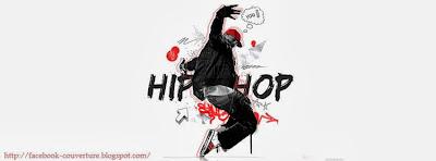 Couverture facebook timeline hip hop