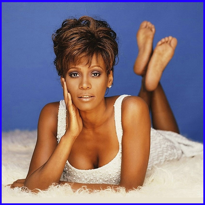 whitney houston drugs