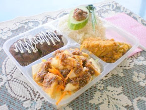 SHANGRI LA LUNCH BOX