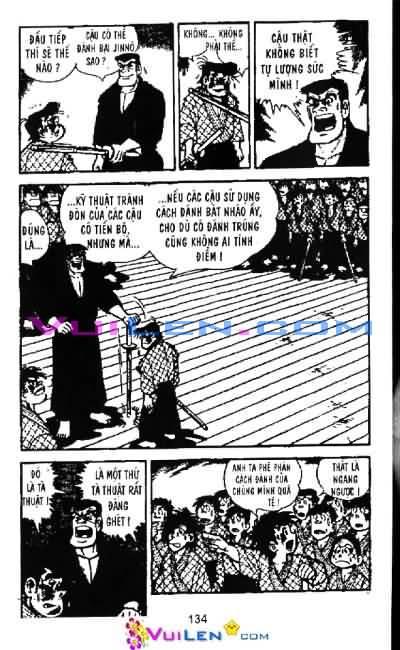 Siêu quậy Teppi chap 6 - Trang 135