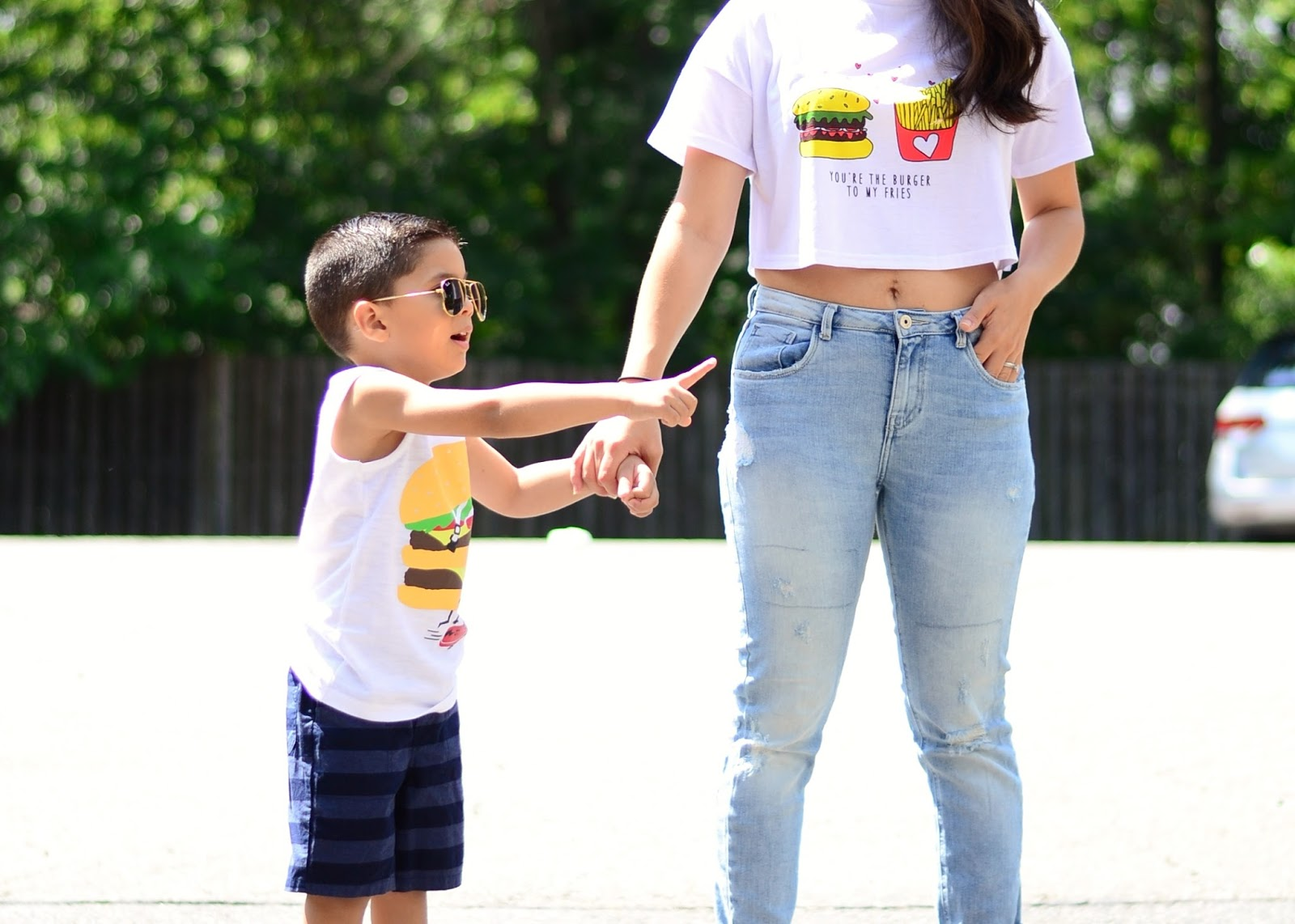 CUTE MOMMY AND ME OUTFITS For BOYS