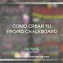 COMO CREAR TU PROPIO CHALKBOARD