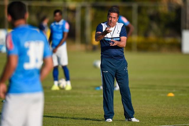 Luxemburgo admite que a Copa do Brasil não é prioridade na Toca da Raposa (Foto: Pedro Vilela/Light Press/ Cruzeiro)