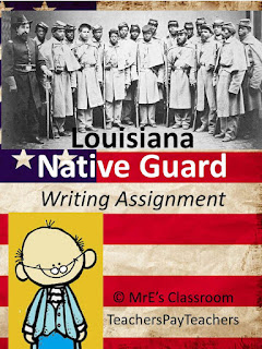 https://www.teacherspayteachers.com/Product/LOUISIANA-African-American-Studies-CW-Native-Guard-2138557