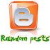 Create Random Posts Widget For Blogger