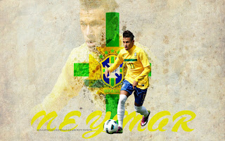 Neymar Da Silva Wallpaper