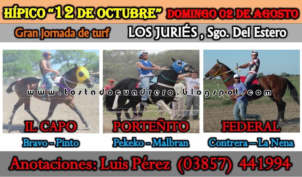 CLASICO LOS JURIES 02-08