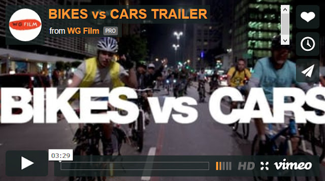 Bike vs. Cars