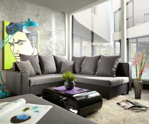 Decoracao De Sala De Tv Com Sofa Cinza ~ Decoração 20 salas com sofá cinza  Cores da Casa