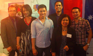 4EB Filipino Broadcasters and Executive Members 2012