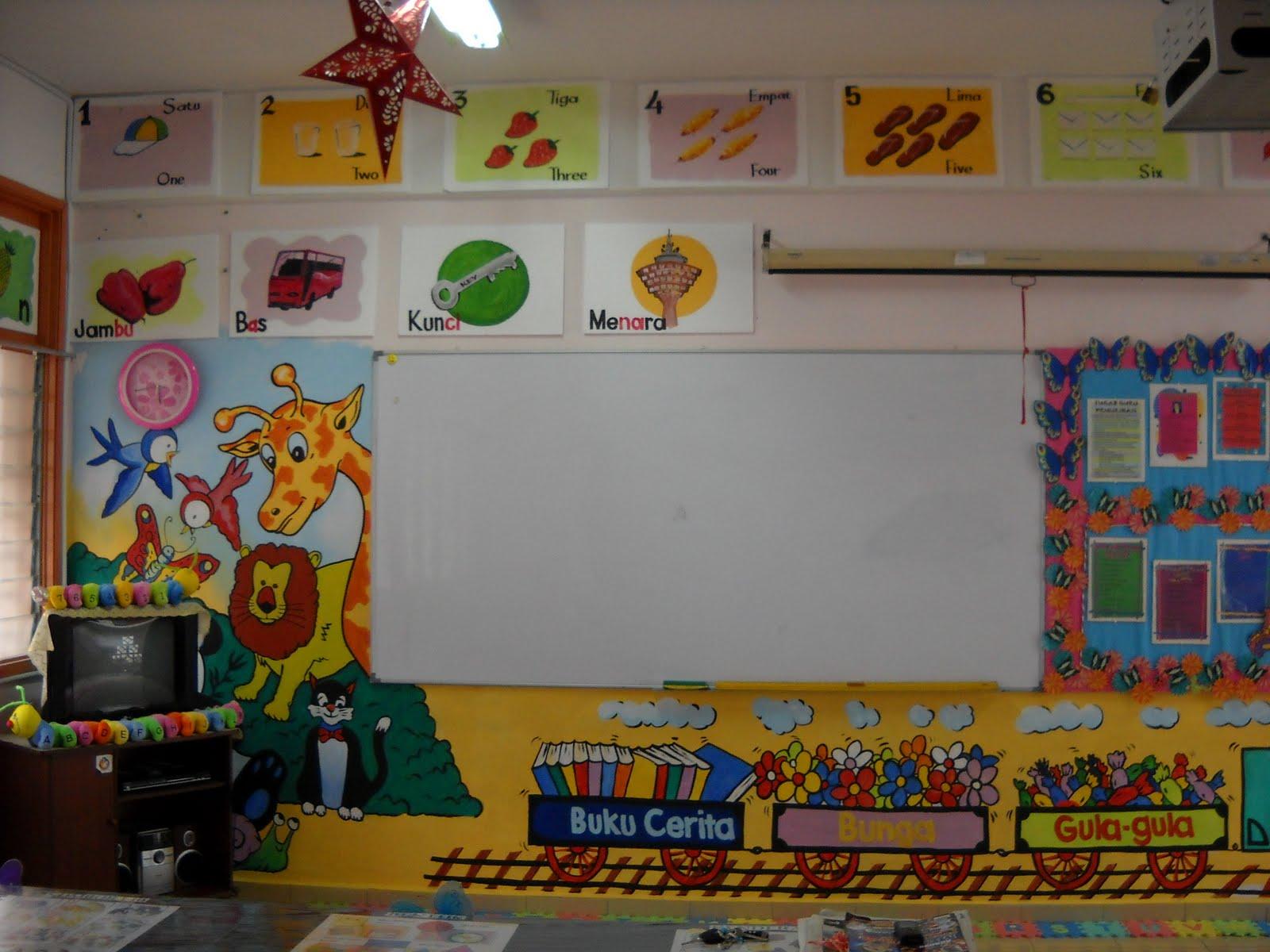 Pelukis mural shah alam sek keb seafield 3 usj selangor for Mural tadika